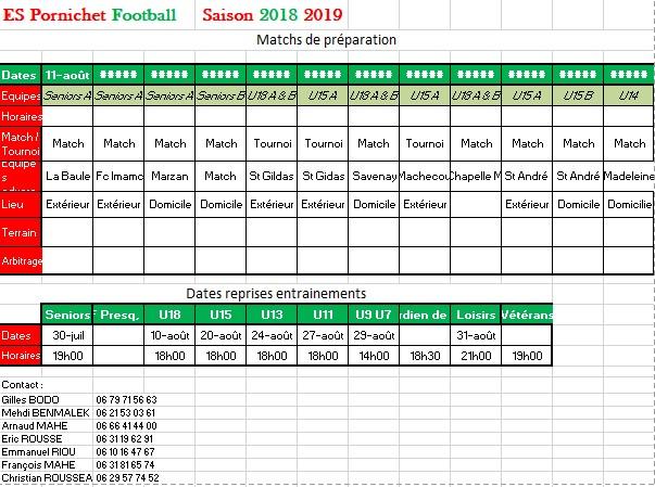 Football Saison